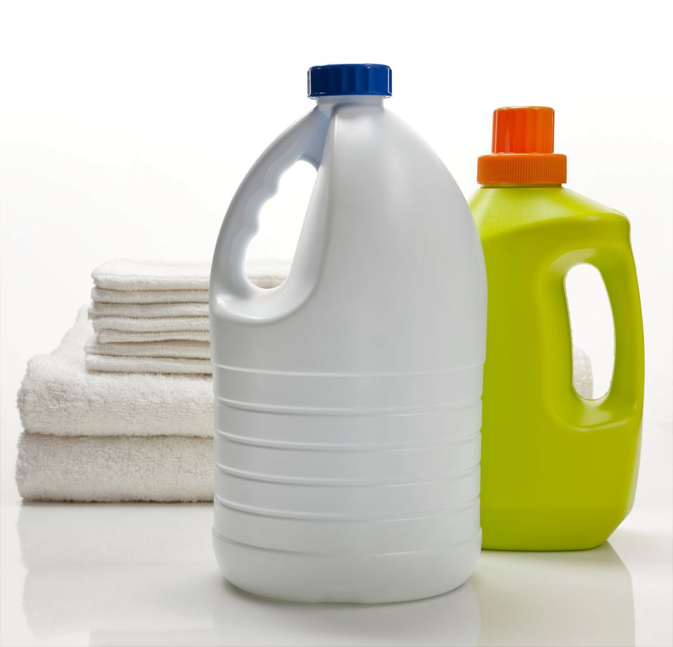 Use Chlorine Bleach Correctly