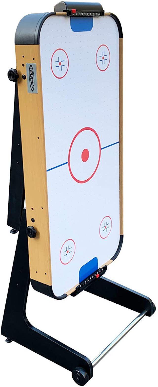 4-Foot Folding Air Hockey Table