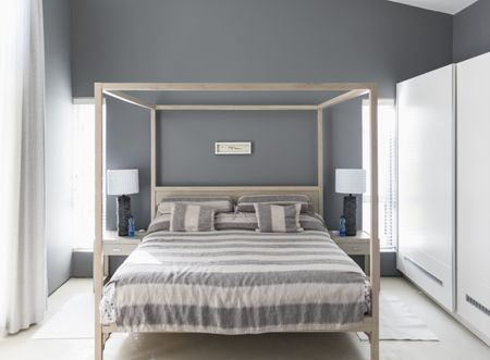 Bedroom Wall Color Design Ideas gray bedroom color pairing ideas