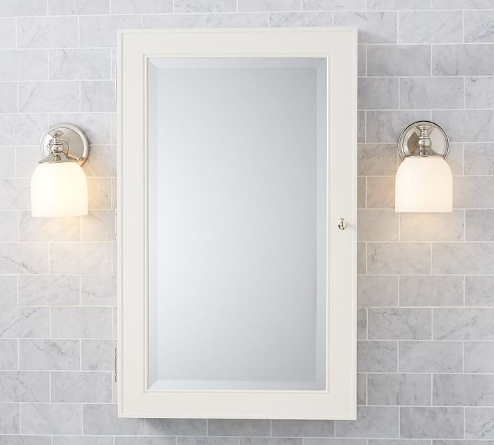Classic Wall Mounted Medicine Cabinet