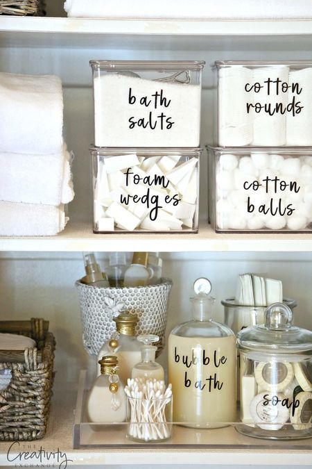 20 Creative Bathroom Organizing Ideas