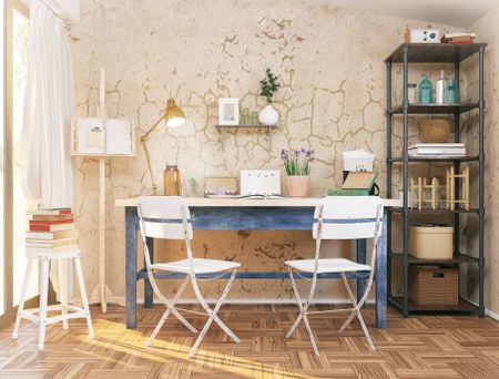 Design Tools For Creating Your Ideal Home Office Simple Online Office Design