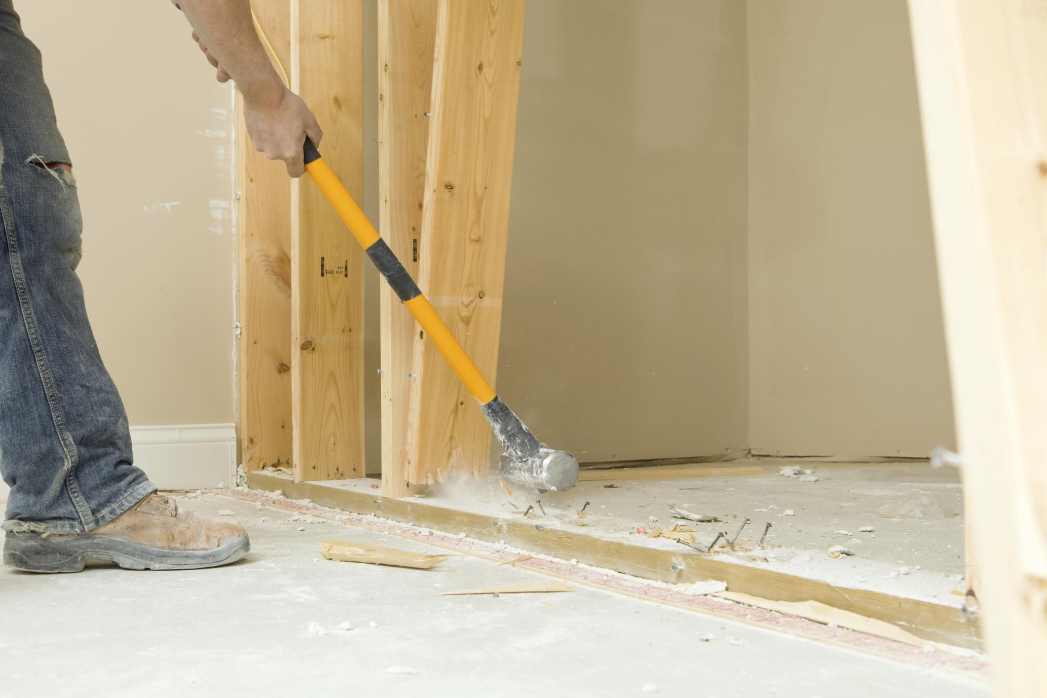 Basics Of Removing A Load Bearing Wall