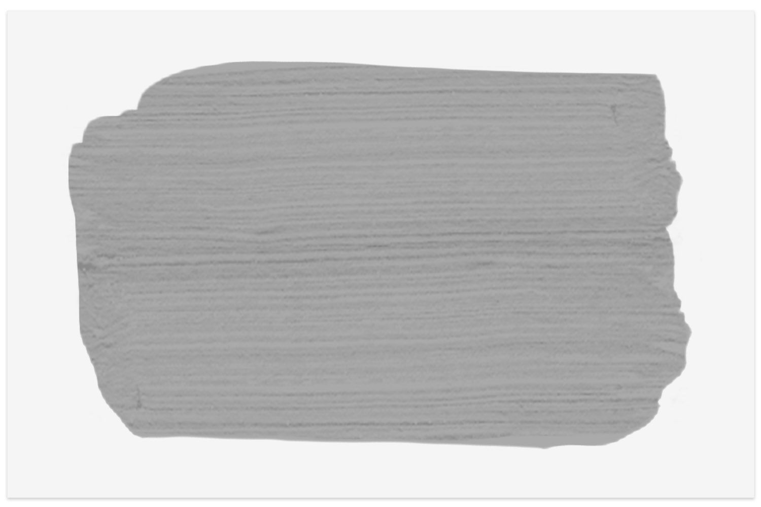 Cathedral Gray paint swatch from Behr