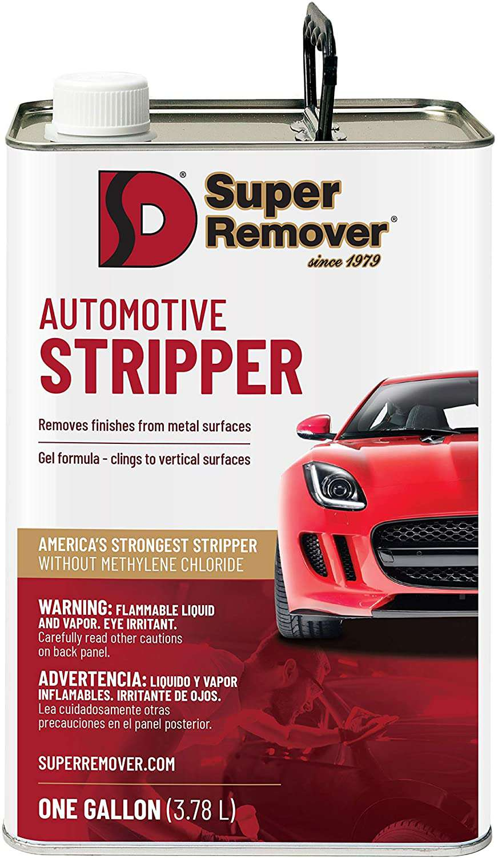 D Super Remover Automotive Stripper