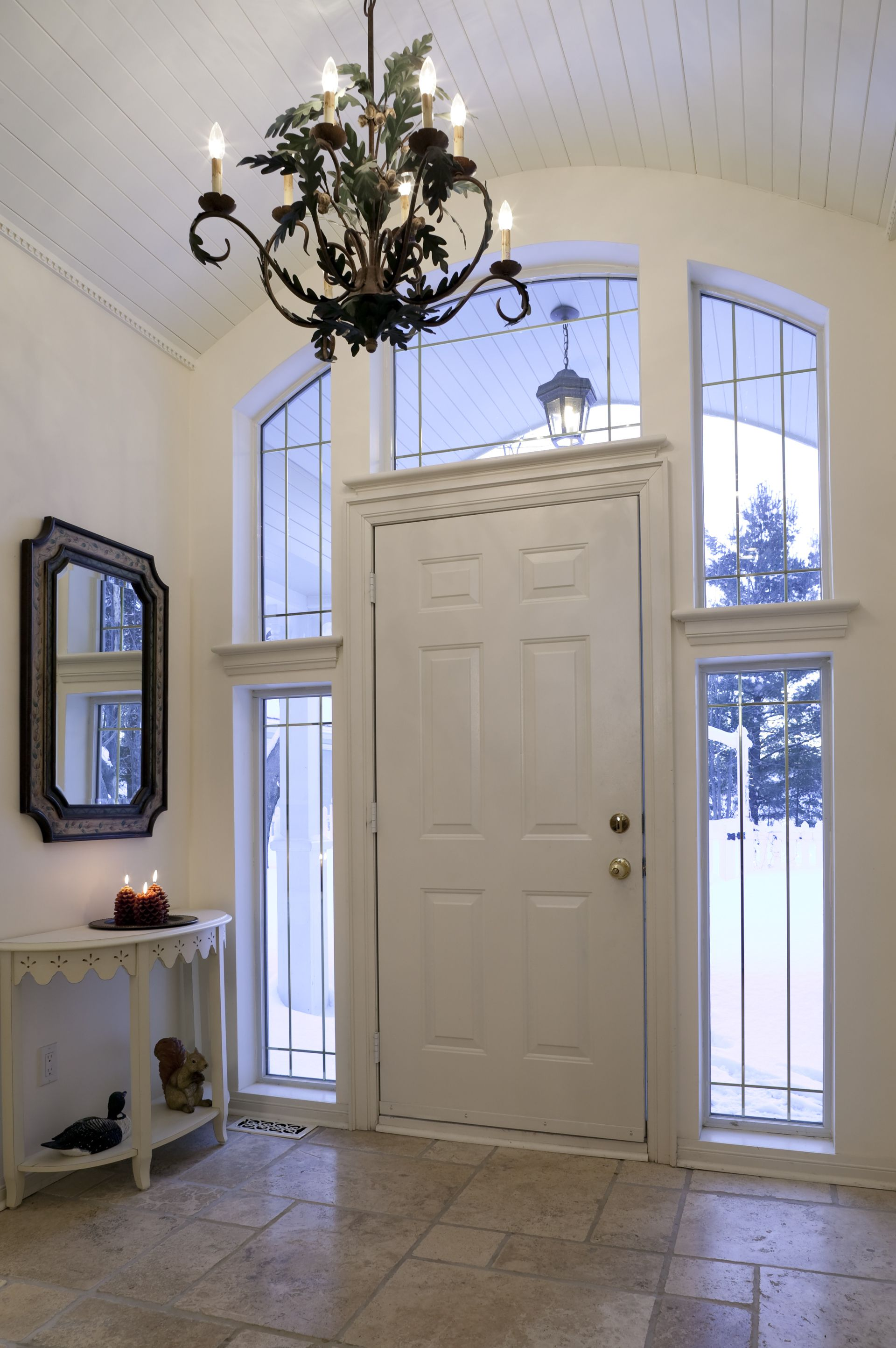 Tips For Choosing And Positioning A Foyer Chandelier