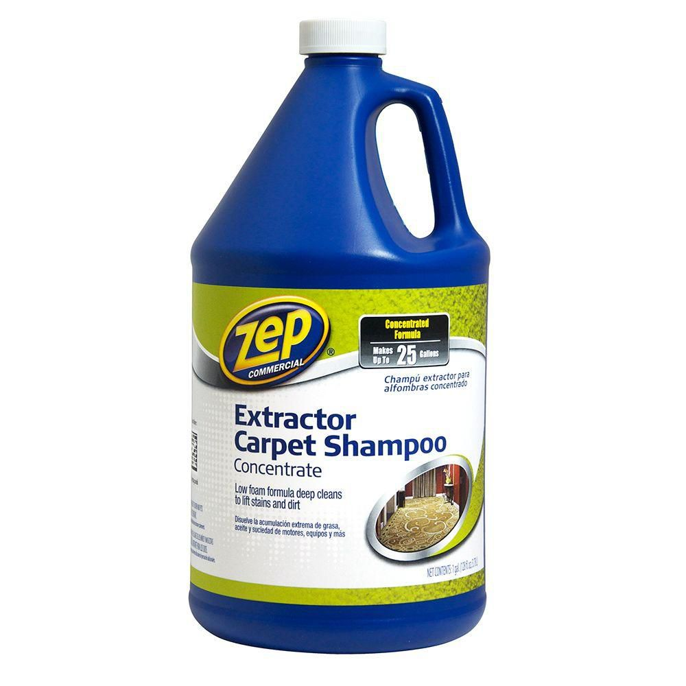 ZEP 128 oz. Carpet Extractor Shampoo