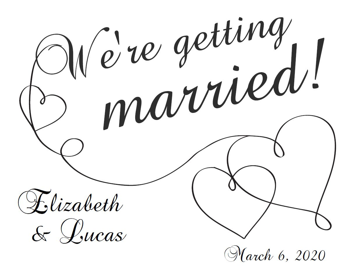 Free Save The Date Templates - Microsoft save the date templates free