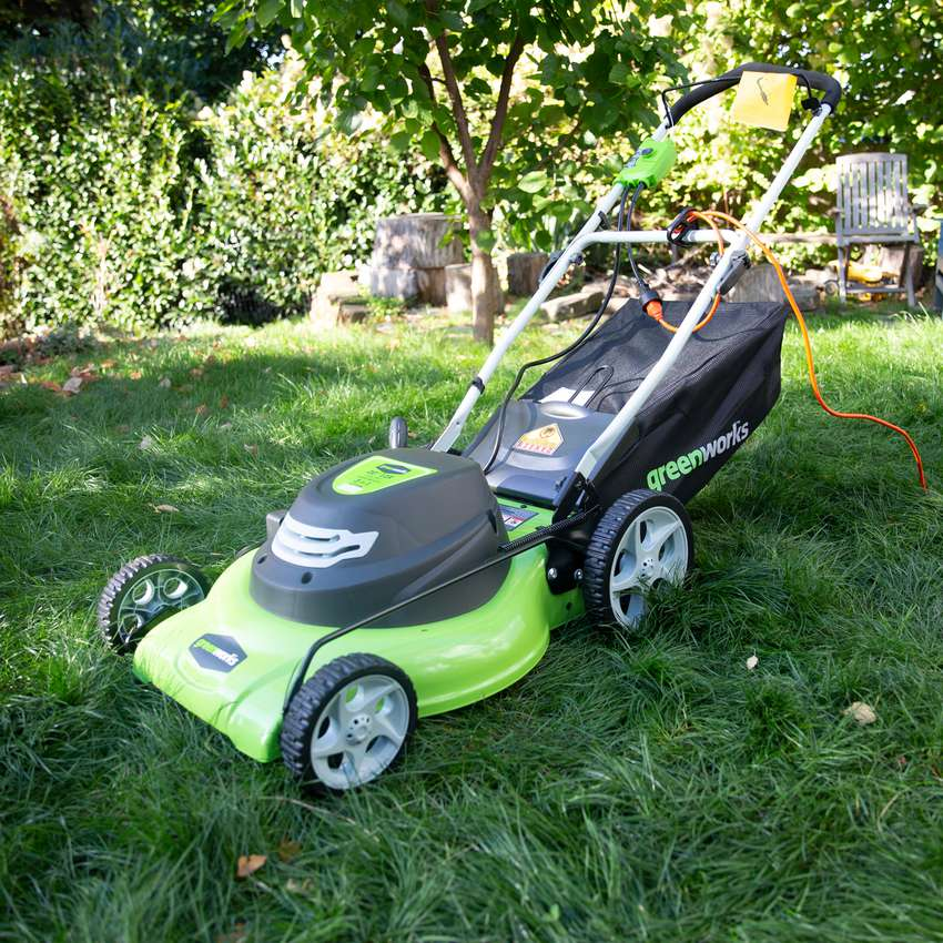 Greenworks 25022 Lawn Mower