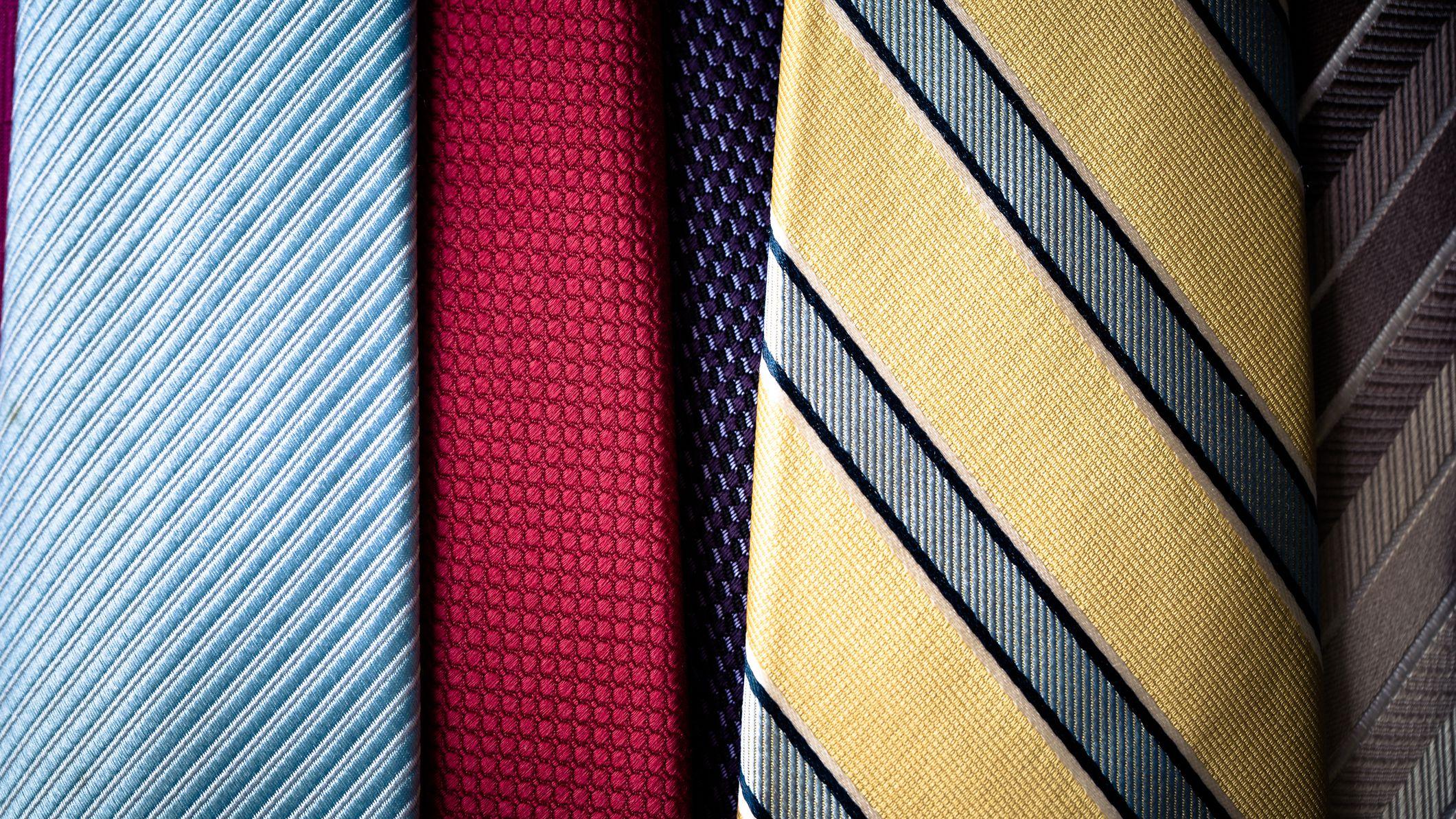 blue italian silk Spot fabric