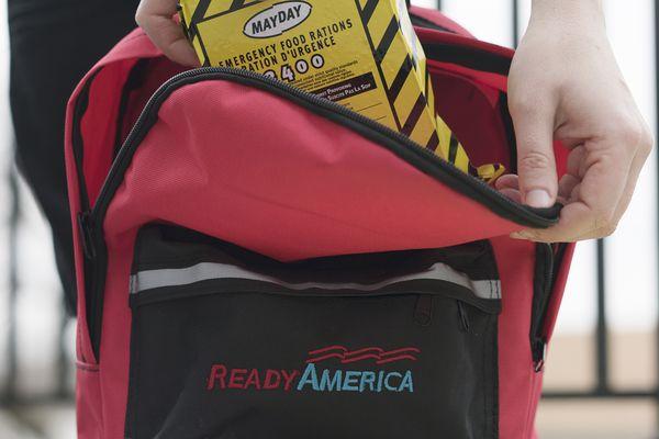 Ready America 2-Person Emergency Kit