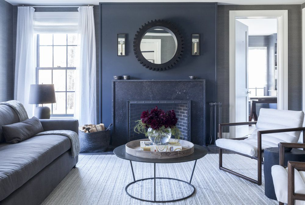 Beautiful Blue Living Room Ideas