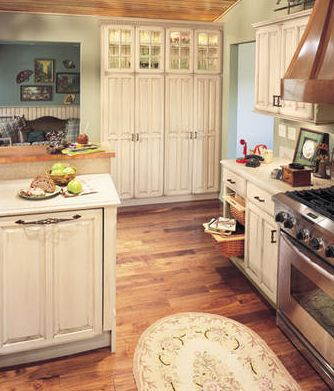 Country Kitchen Cabinetry