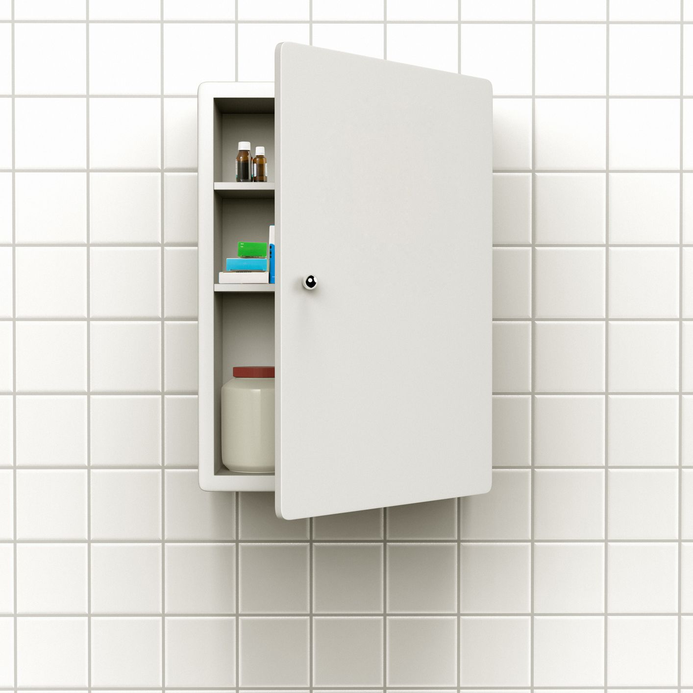 How To Revamp A Medicine Cabinet
