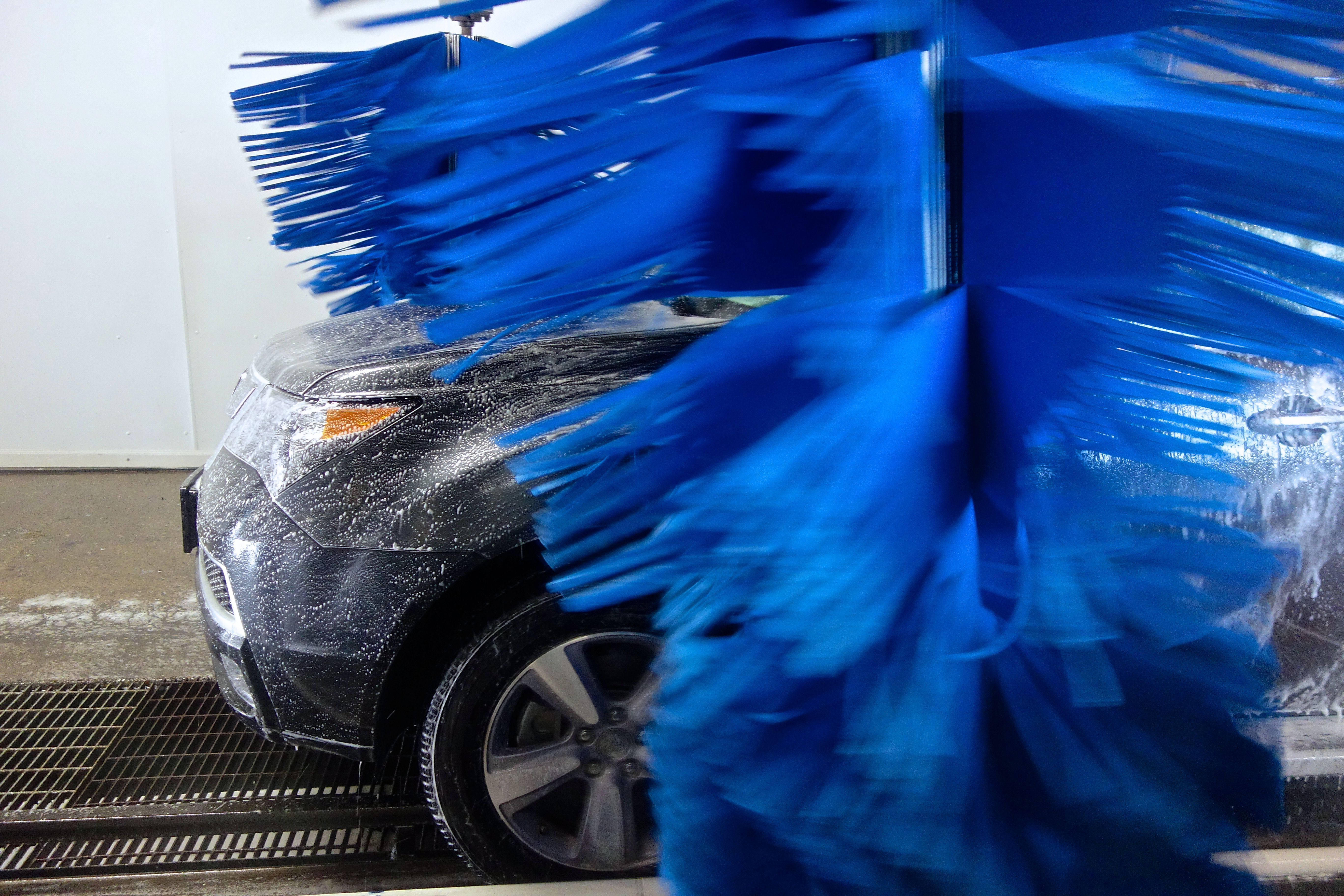 Photo Of Mister Car Wash Albuquerque Nm United States Popcorn And