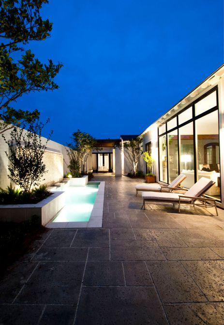 diseños de piscina pequeña
