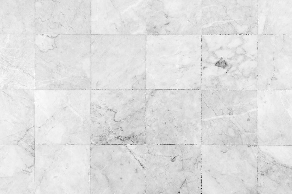 marble floor from overhead