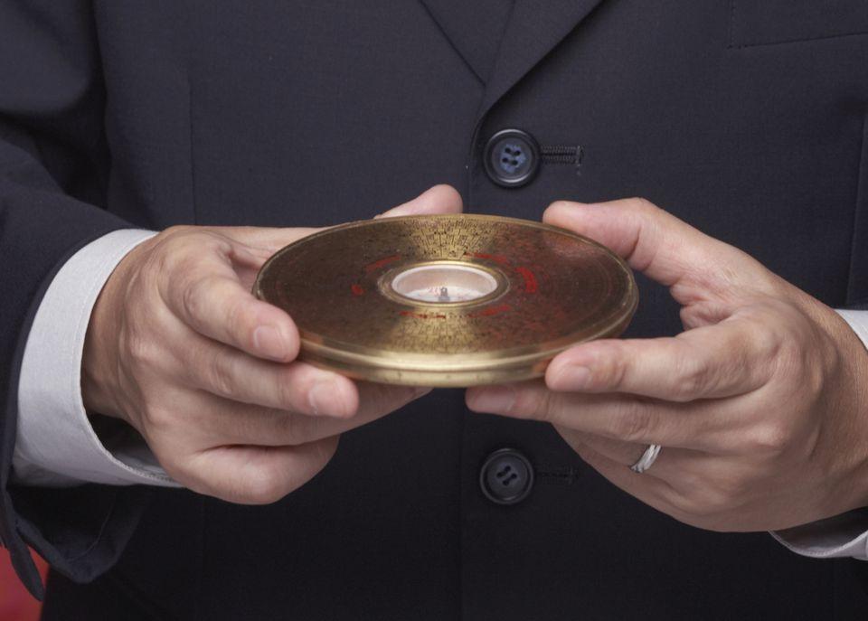 Feng shui compass