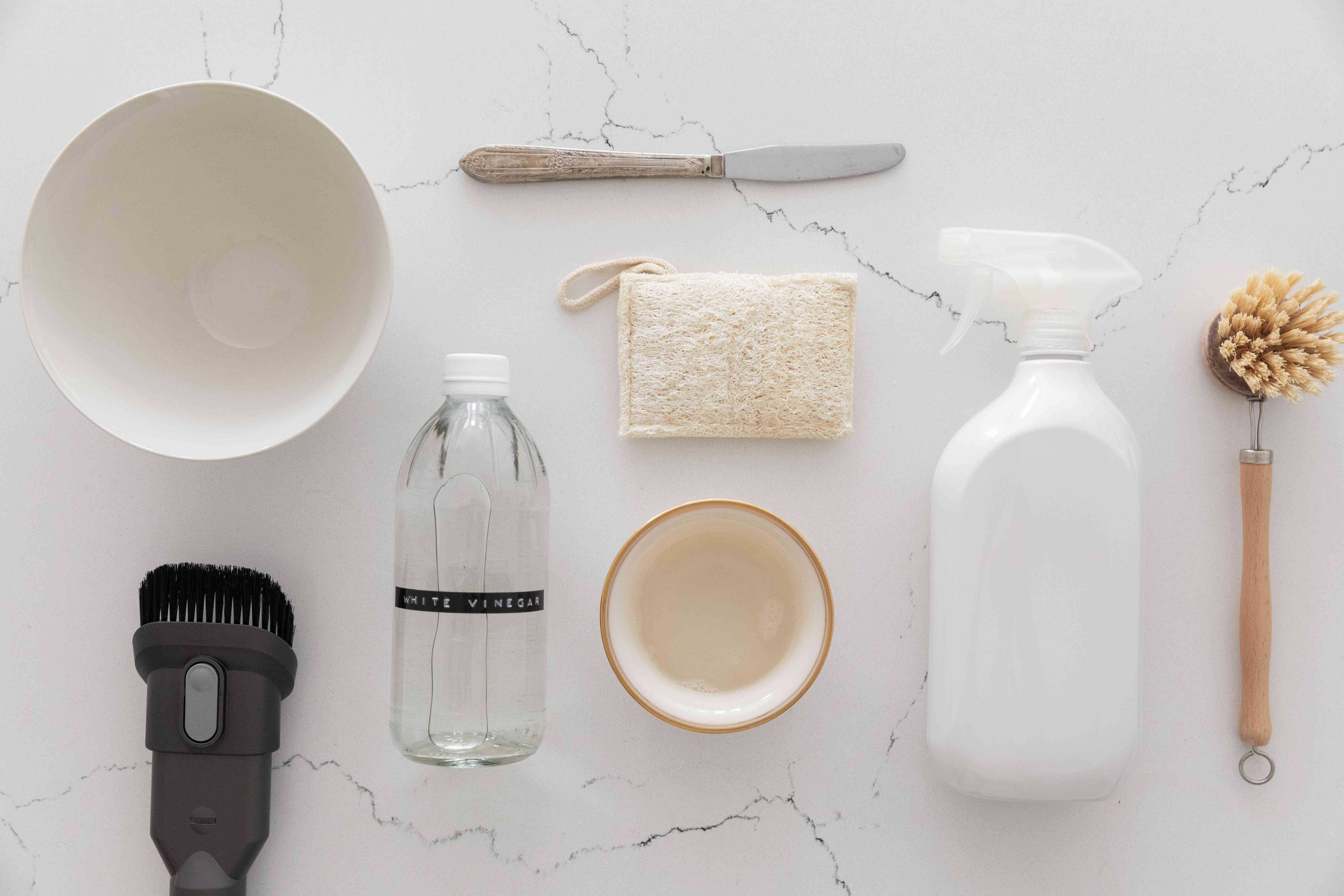 materials for removing cream cheese stains