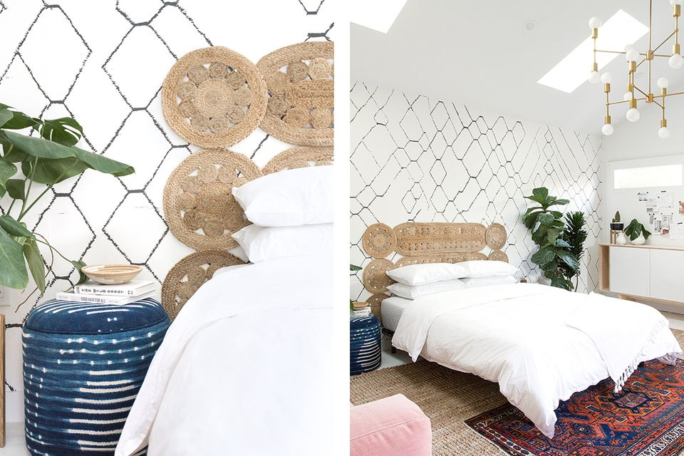 size 40 57b2f dc86f 25 DIY Headboards You Can Make in a Weekend or Less