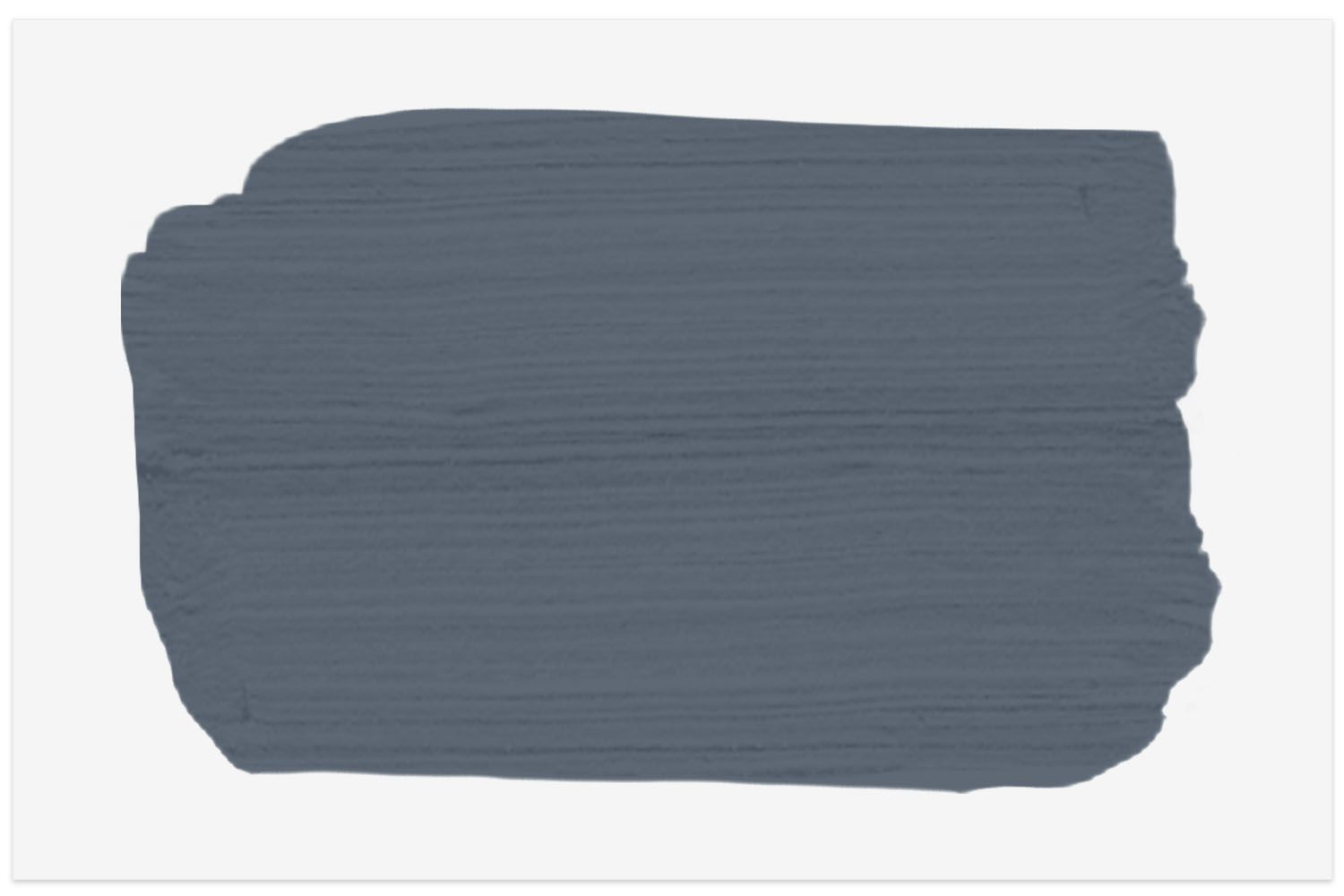The Spruce paint color in Spectral Blue
