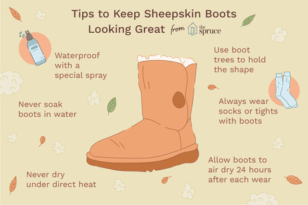 c0bc849f9da How to Clean UGG Sheepskin Boots I