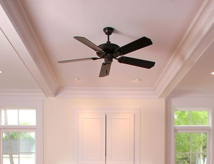 Top 5 Tips For Selecting A Great Looking Ceiling Fan
