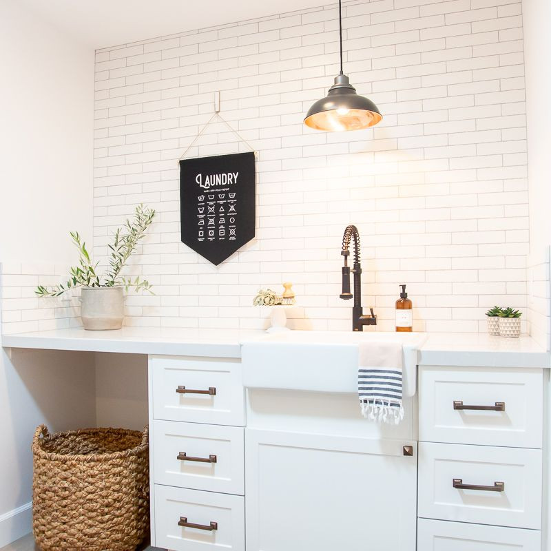 Best Paint Colors For Your Laundry Room