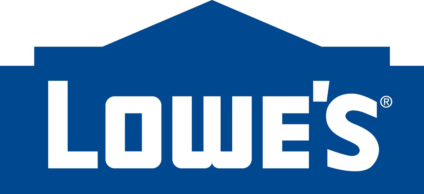 Lowe's Blue and White logo