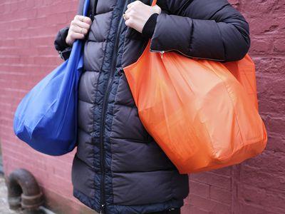 BeeGreen Basic Reusable Grocery Bags