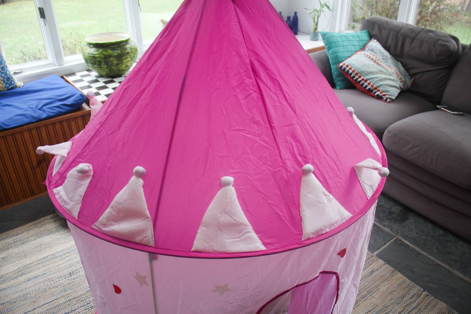 FoxPrint Tent for Kids