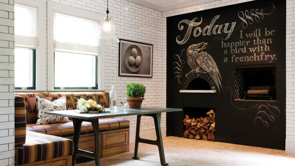 Office Valentines Day Decorations, 14 Sophisticated Chalkboard Paint Ideas For Homes