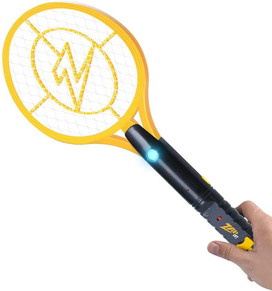 Electric Bug Zapping Racket