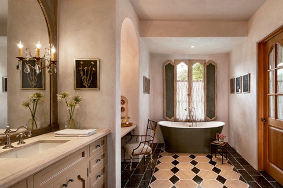 French Country Bathroom | 19 French Country Bathroom Design Ideas