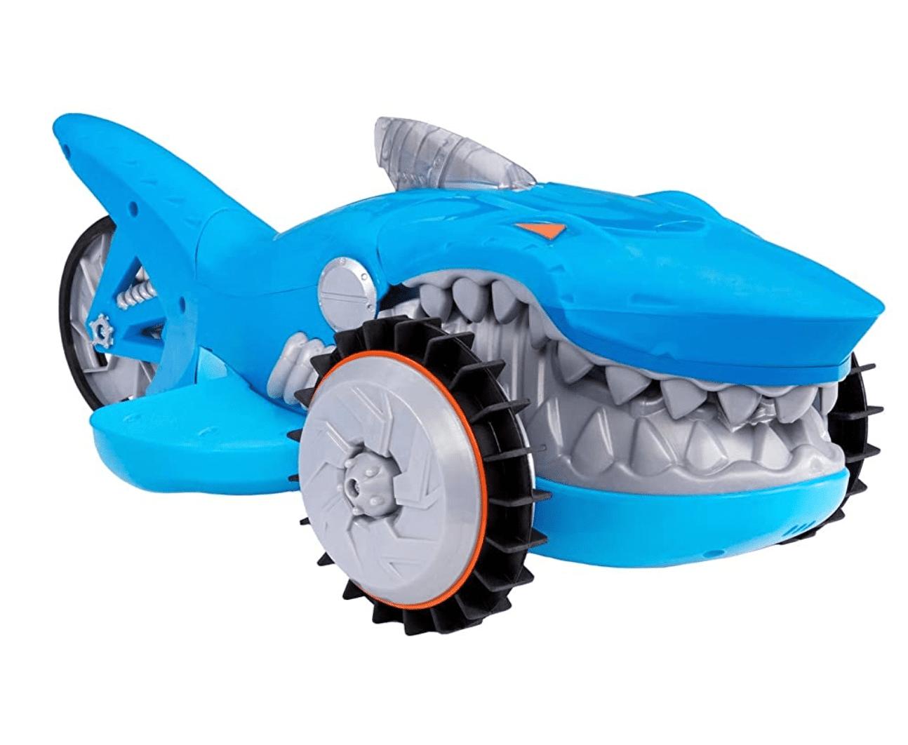 Hot Wheels R/C Supercharged Shark Vehicle