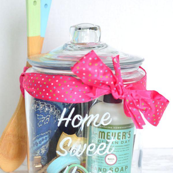 DIY Home Sweet Home Jar