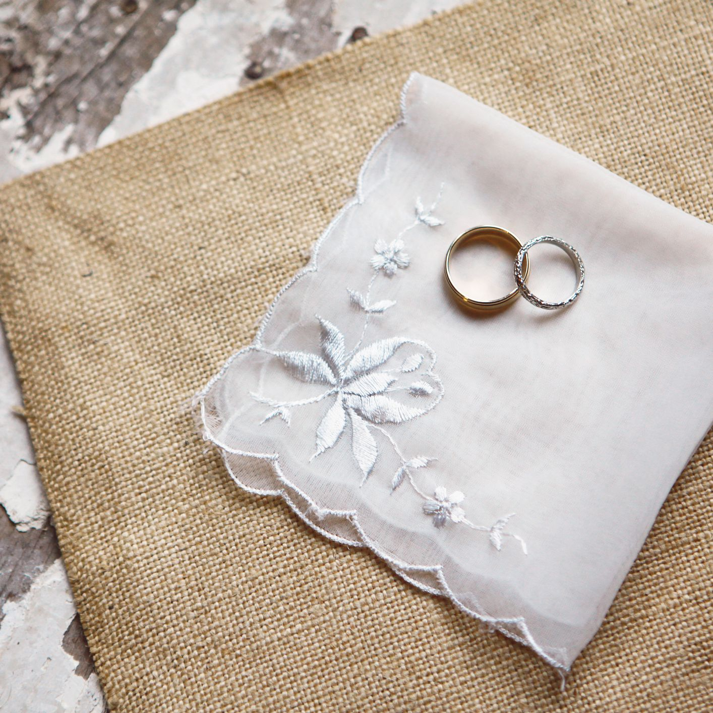 Creative Ideas For The Something New Wedding Tradition