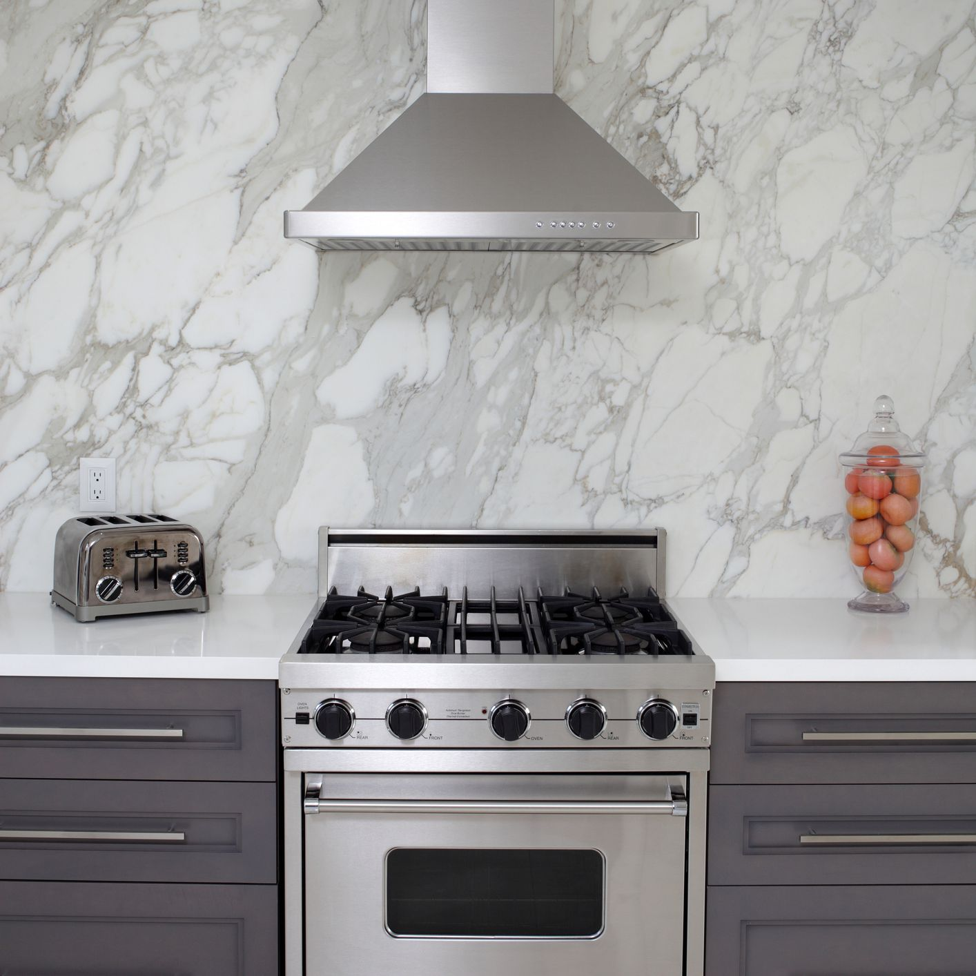 How To Clean A Kitchen Range Hood And Filter