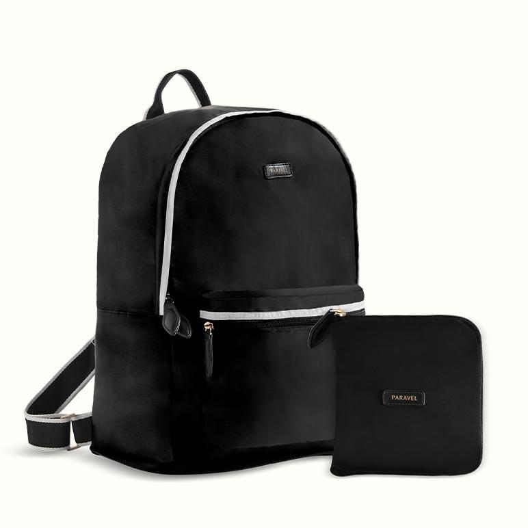 Paravel Recycled Nylon Fold-Up Backpack