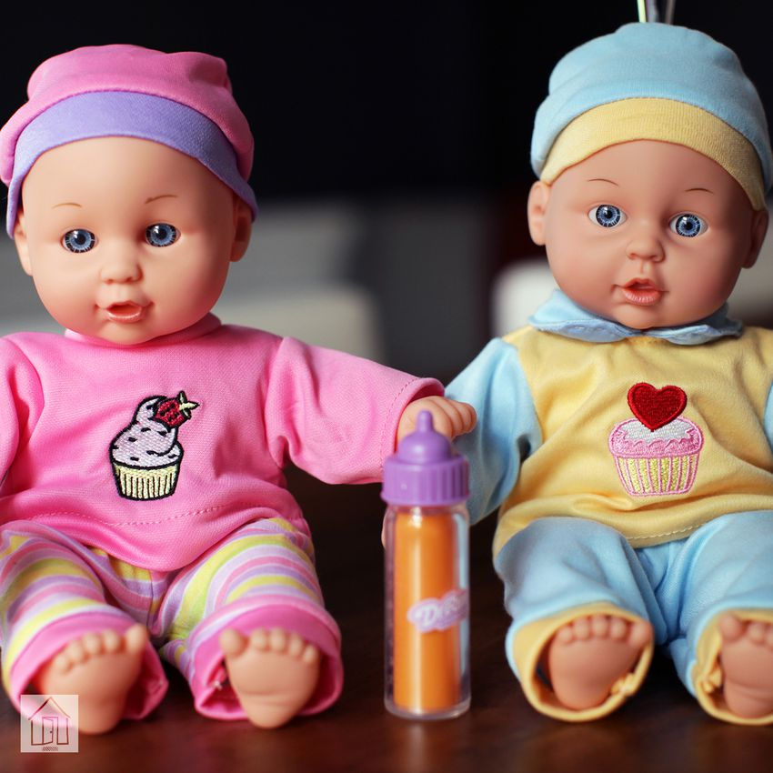 Mommy & Me Doll Collection Baby Twin Set