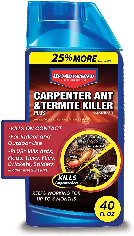 Carpenter Ant and Termite Killer Plus