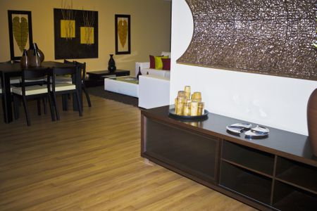 Pictures of ebony bamboo floors