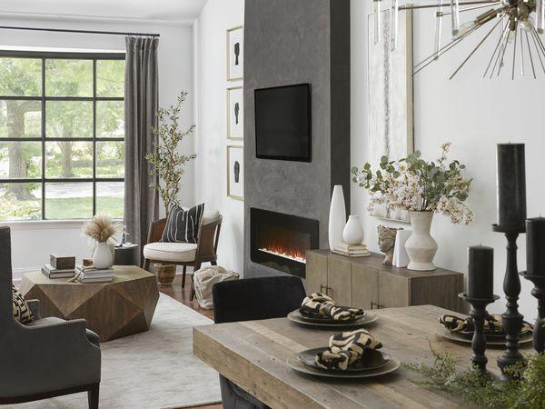 Gray Space Interior Design