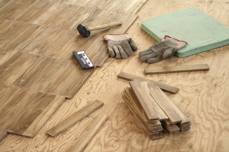 What Is Plywood Underlayment No Interior Flooring