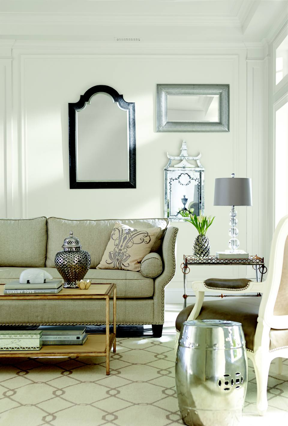 How To Use Sherwin Williams Alabaster Paint Color