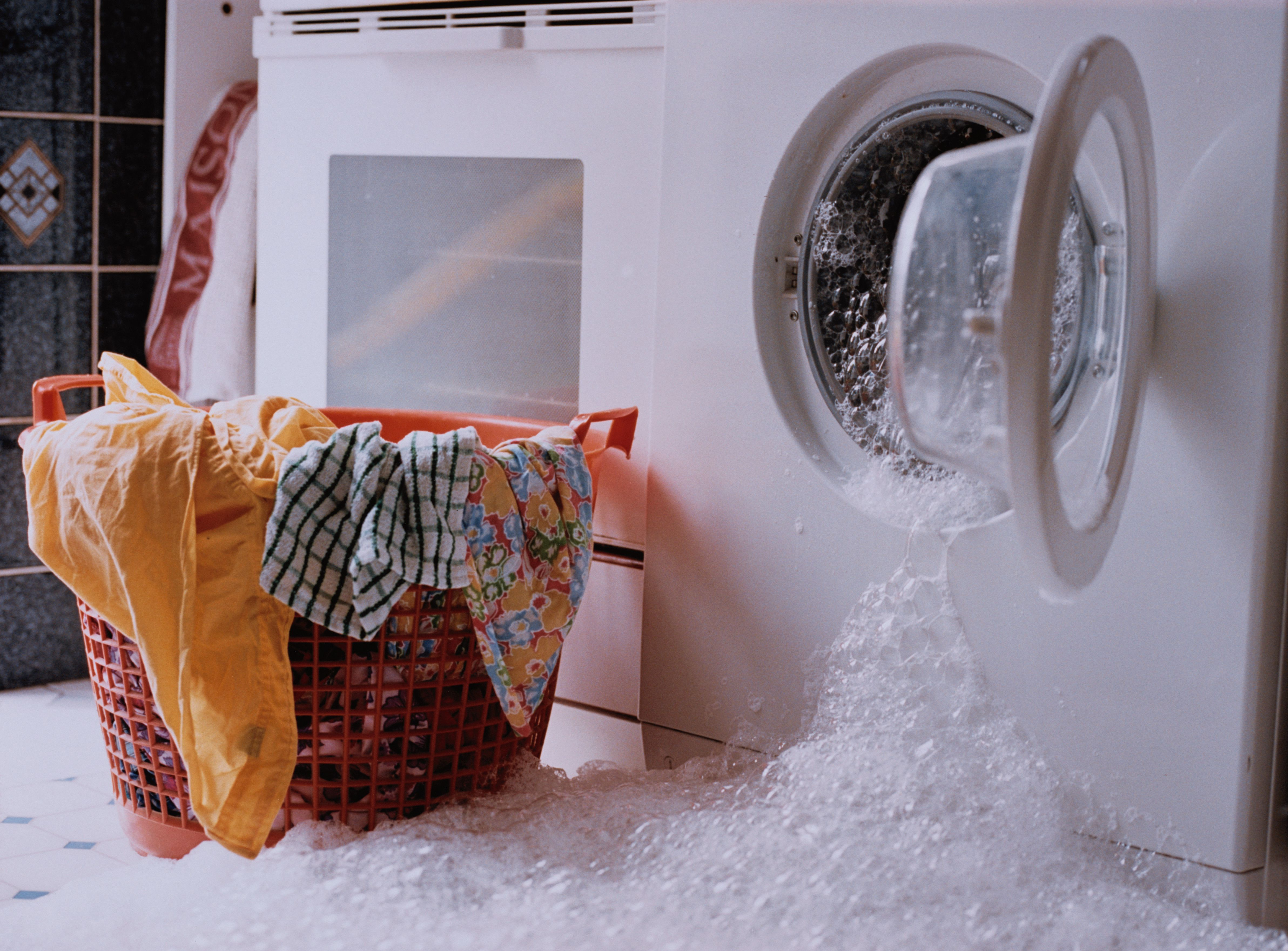 how to diagnose and fix washing machine drain problems