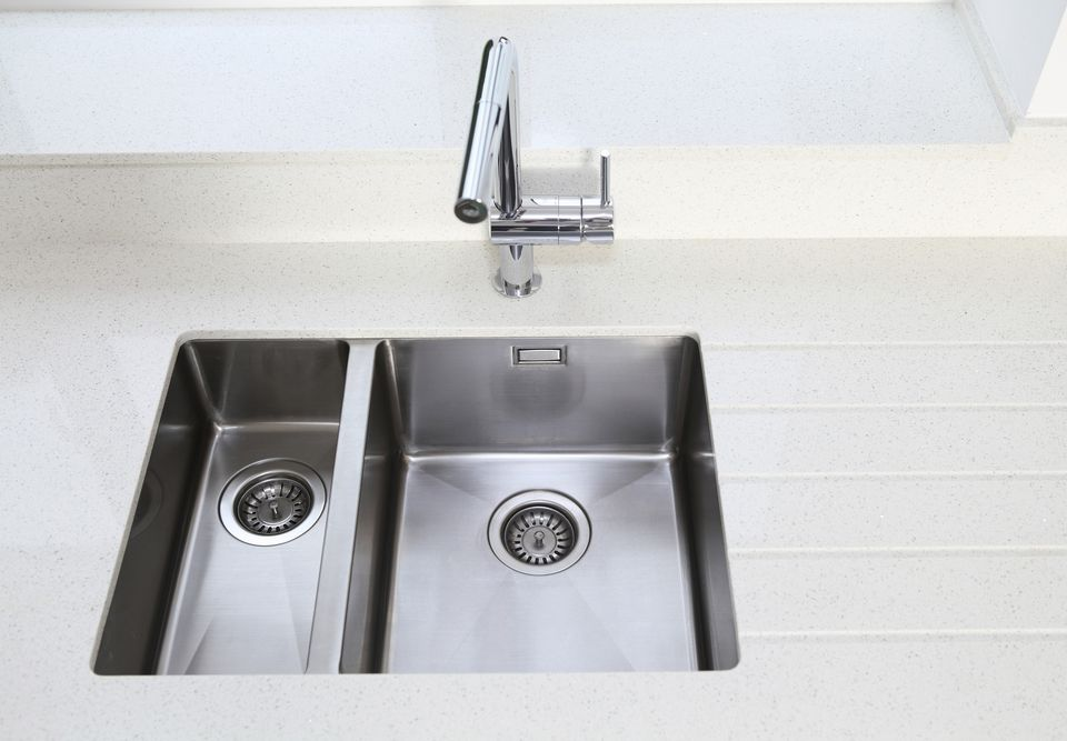 Safe Ways To Remove Stains From Stainless Steel - How to remove stains from countertops bathroom