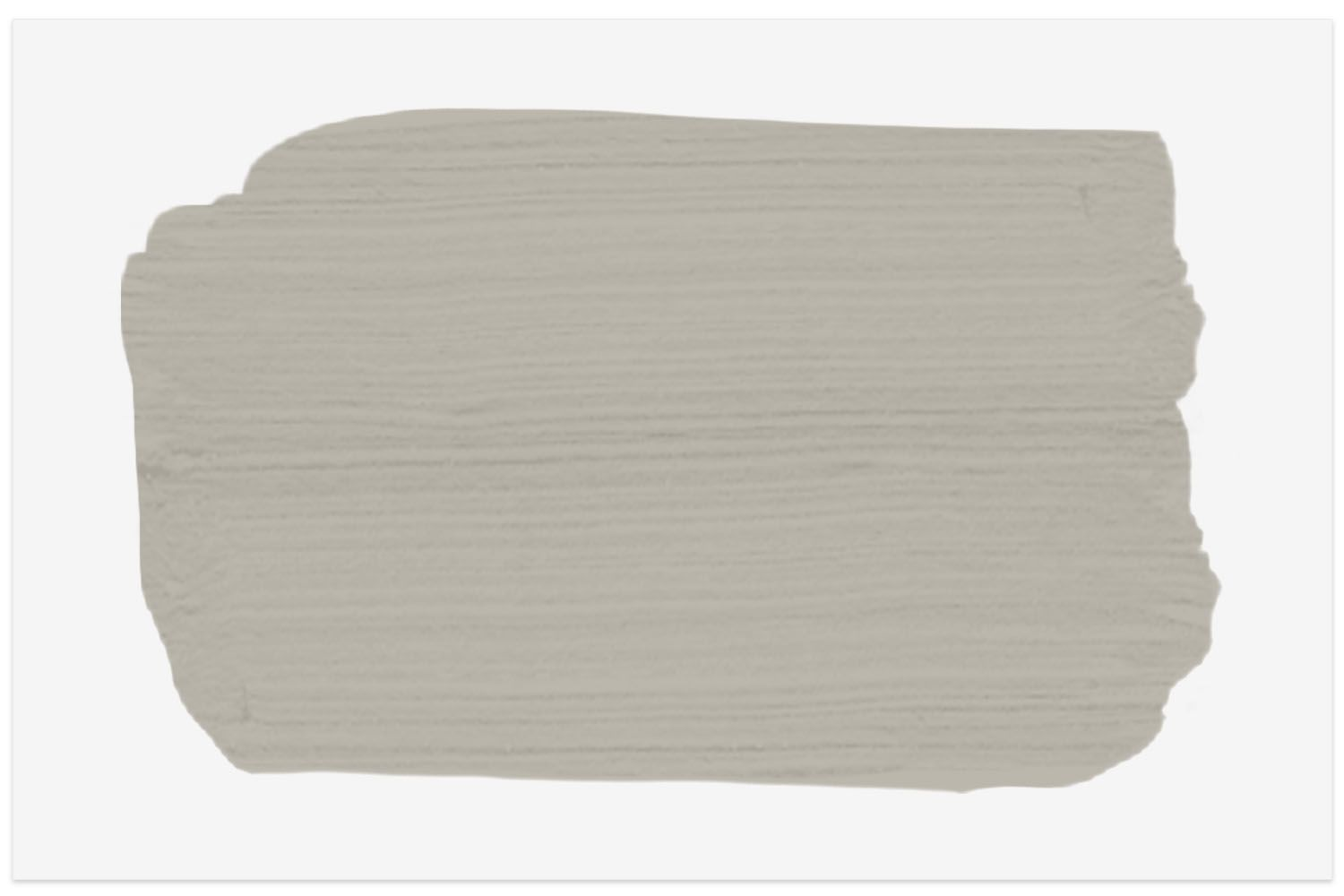 Sherwin-Williams Mindful Gray paint swatch
