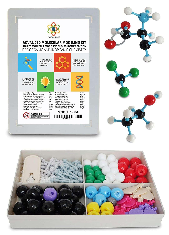 Dalton Labs Molecular Model Kit