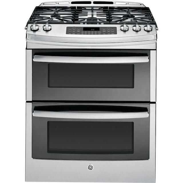 Best High End Range Ge Pgs950sefss Profile 30 Double Oven